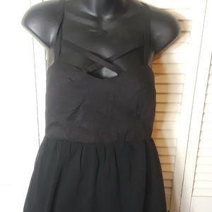 Dresses & Skirts - NWT LOVELYGIRL high low black dress